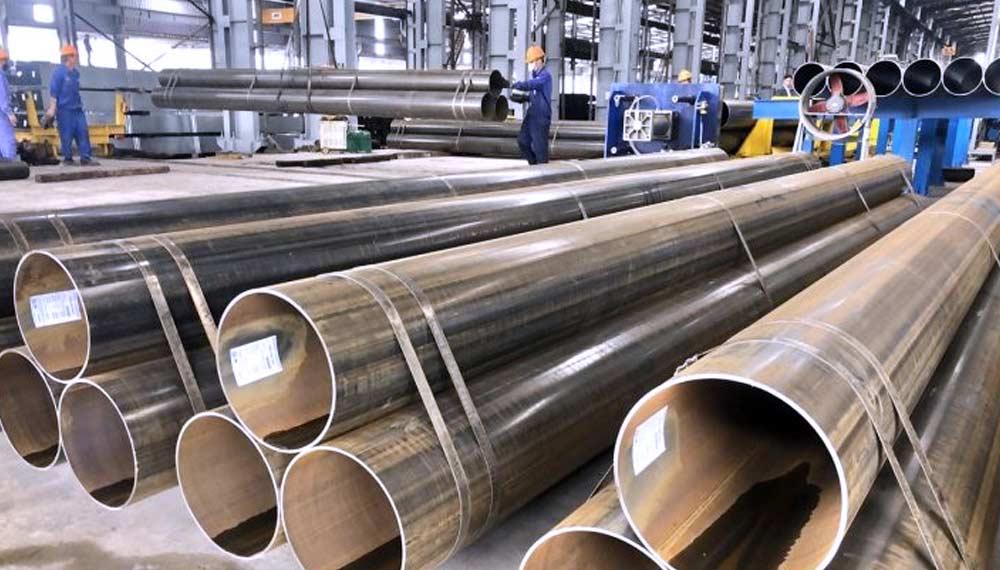 ống thép mạ kẽm Hoà Phát DN50